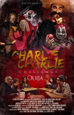 Charlie Charlie movie cast and synopsis.