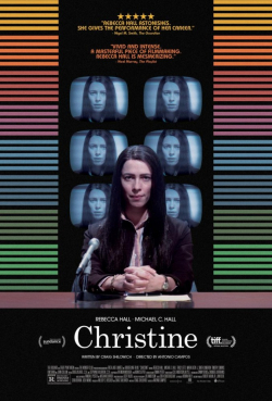 Christine movie cast and synopsis.