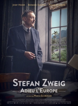 Stefan Zweig: Farewell to Europe movie cast and synopsis.