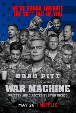 War Machine movie cast and synopsis.