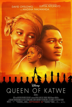 Queen of Katwe movie cast and synopsis.