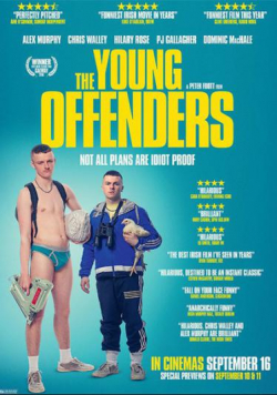 The Young Offenders movie cast and synopsis.