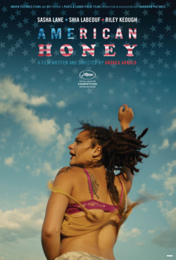 American Honey movie cast and synopsis.