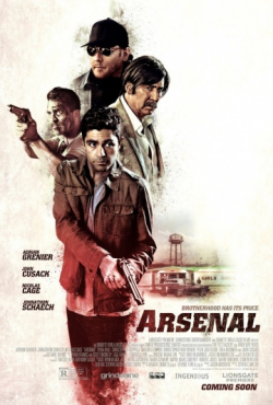 Arsenal movie cast and synopsis.