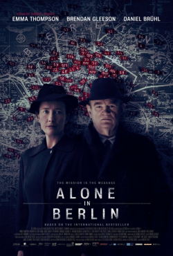 Alone in Berlin movie cast and synopsis.