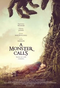 A Monster Calls movie cast and synopsis.
