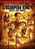 The Scorpion King: The Lost Throne movie cast and synopsis.