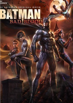 Another movie Batman: Bad Blood of the director Jay Oliva.