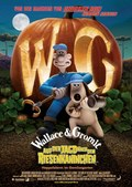 Wallace & Gromit in The Curse of the Were-Rabbit with Helena Bonham Carter.